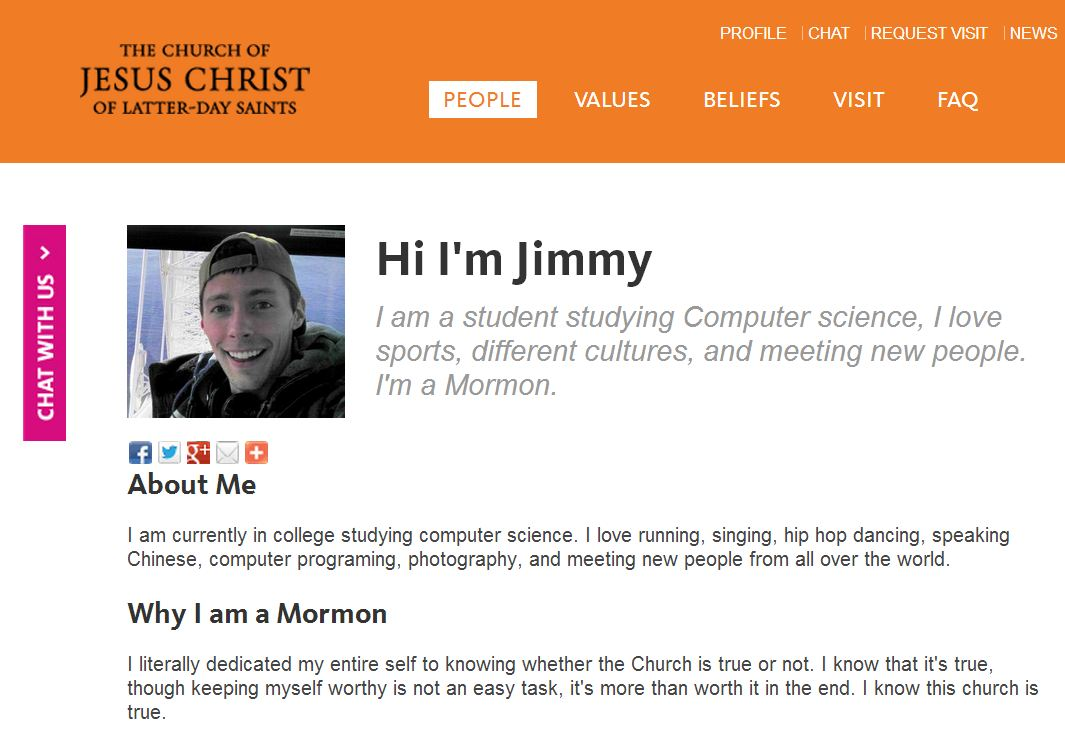 Gay Mormon Dating sito